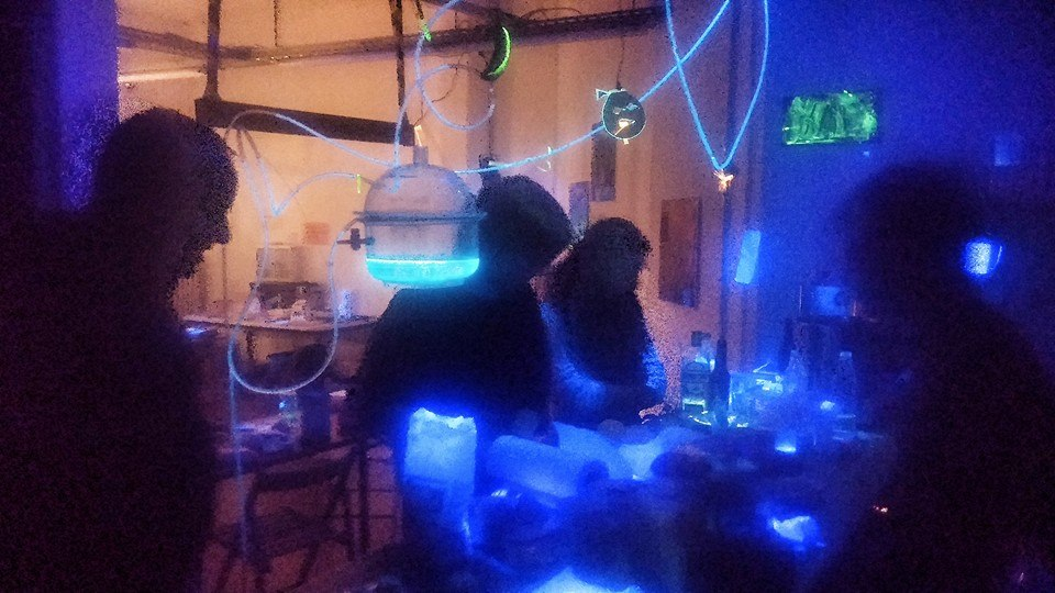 Luminescence Lab