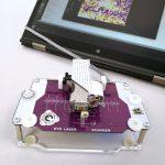 DVD Laser Scanning Microscope