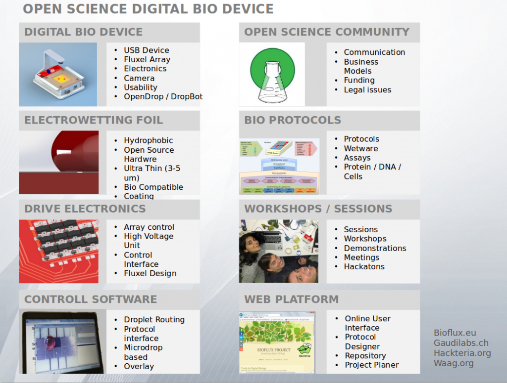 Digital Biology Project Overview