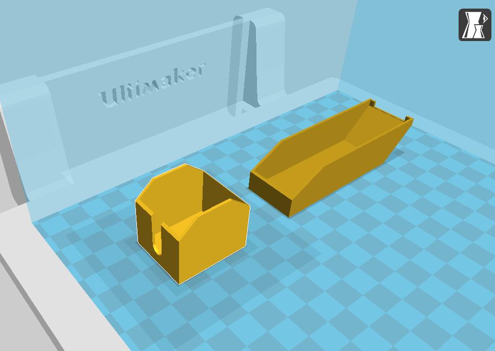3D Parts Spectrometer