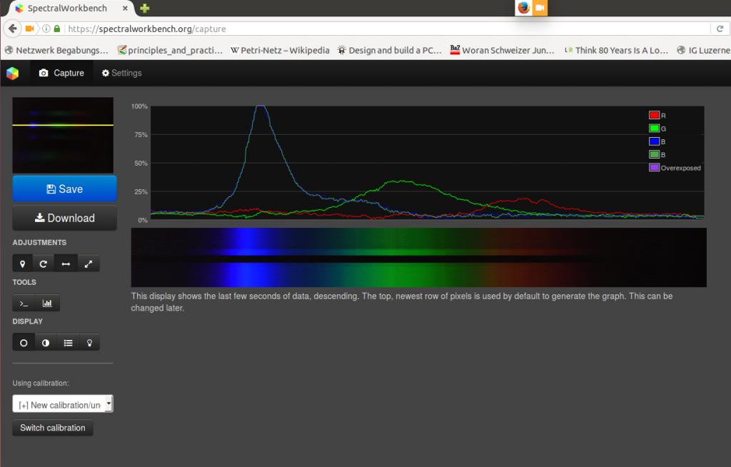 SpectraWorkBench