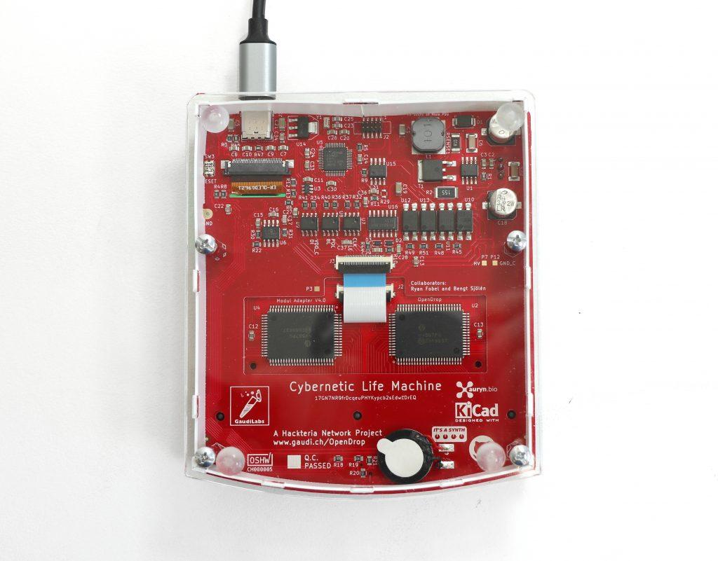 OpenDrop V4 Electronics